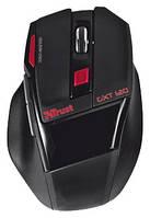 Мышь Trust GXT 120 Wireless Gaming Mouse Black USB, фото 1
