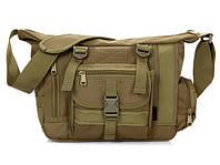 Тактическая сумка  №7 (хаки)