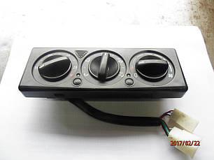 Блок управления отопителем Г-31105 (2 выхода 5+3) (без кондиционера)Блок управления отопителем Г, фото 2