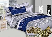 Комплект постельного белья 3D поликоттон ТМ Sveline Tekstil (Украина) двуспальный PC1166-2n