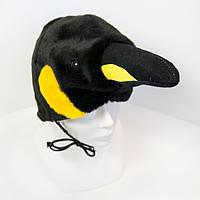 Карнавальная маска шапка Пингвин