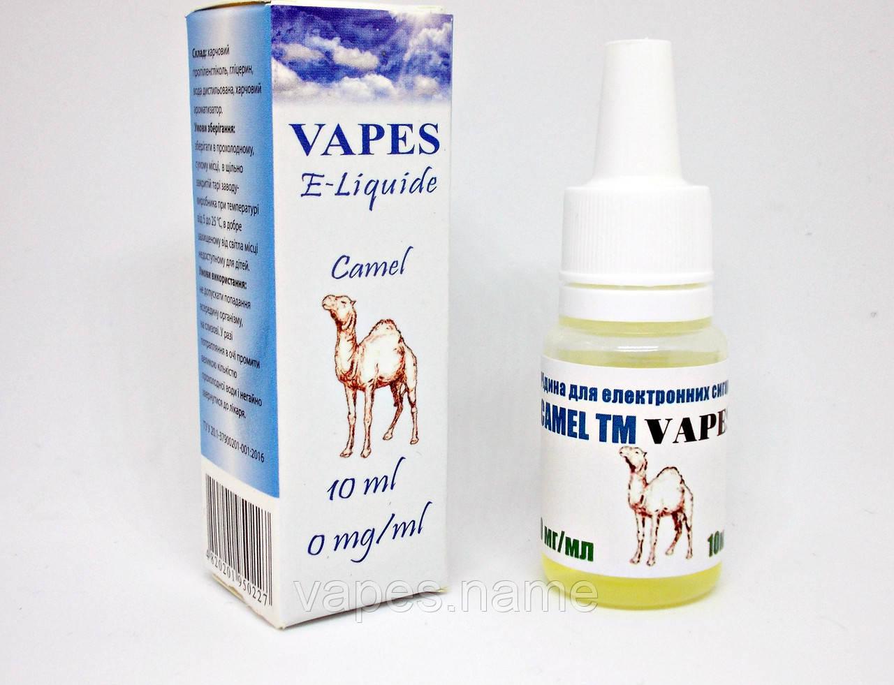 Жидкость для парения VAPES™, Camel