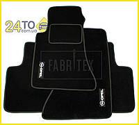 Ворсовые коврики Opel Omega A(B), Полный комплект, (хорошее качество), Опель Омега