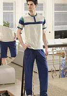 Пижама мужская тройка, домашний комплект