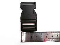 Застежка пластиковая,ширина 2.5 см (10шт в наборе)