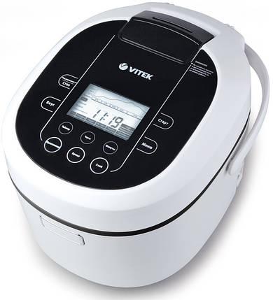 Мультиварки Vitek VT-4205 белый/черный, фото 2