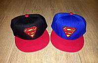 Кепки супермен хип-хоп