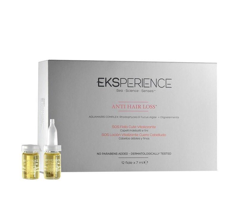 Eksperience Anti Hair Loss Lotion - Укрепляющий лосьон от выпадения волос, 12*7 мл