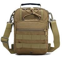 Тактическая сумка  №8-М (хаки)