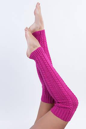 Женские вязаные гетры для хореографии, фото 2