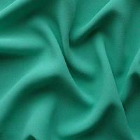 Ткань креп - шифон - цвет мятный