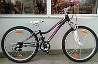 Детский велосипед Trek MT 220 Girl черный