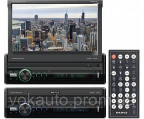 Мультимедиа SHUTTLE SDUM-7050 Black/Multicolor MP5 ресивер