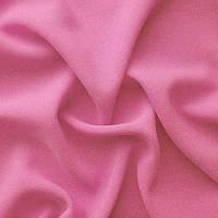 Ткань креп - шифон - цвет розовый