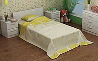 """Ткань для постельного белья Бязь """"Gold"""" Lux детская GLB9520yellow (50м)"""