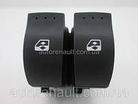Переключатель стеклоподъемника (водительский на 2 кнопки) на Рено Трафик 01-> Renault (Оригинал) 8200108269