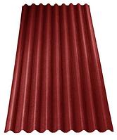Битумный шифер 2*0,96 м Ондулин Красный, фото 1