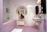 Принадлежности для ванных комнат