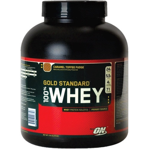 Протеїн Optimum Nutrition 100% Whey Gold Standard 2,3kg - Market в Тернополе