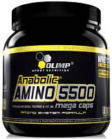Амінокислоти Olimp Anabolic Amino 5500 400caps