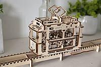 UG Трамвай с рельсами (154 детали), фото 1