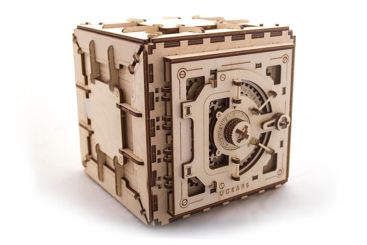 UG Механический 3D пазл Сейф (179 деталей)