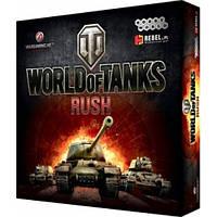"Настольная игра ""World of Tanks Rush"" (2-е рус. изд.), фото 1"