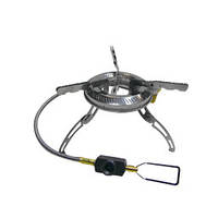 Газовая горелка KGB-1302 Dual Flame Stove
