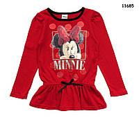 Туника Minnie Mouse для девочки. 6;  6-7 лет