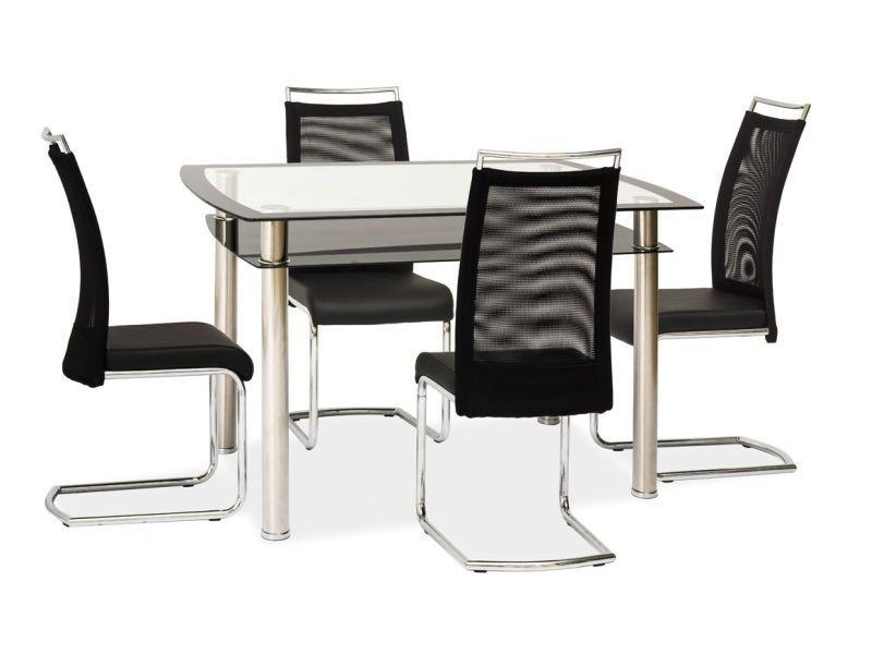 Стеклянный стол Rodi (Signal)