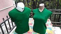 Свитер Поло зеленый