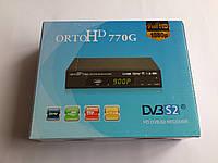 Ресивер для спутникового ТВ - ORTO HD 770G