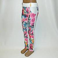 Брюки - джинсы на девочку (6-12 лет)