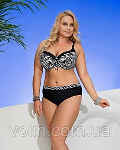 Купальники женские для полных от Volin,P623-65VR