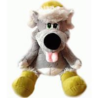 Волк Гламурчик 071420 мягкая игрушка 28см  Гулливер