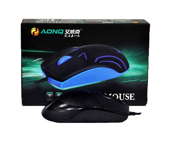 Мышка компьютерная AONQ A6, фото 2