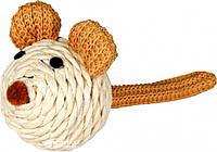 Trixie  TX-45758 Мышь из бумажной пряжи-игрушка для кошек