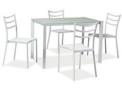 Комплект Kendo стол и 4 стула (Signal)