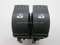 Переключатель стеклоподъемника (водительский на 2 кнопки) на Рено Трафик 01-> Renault (Оригинал) 8200057319