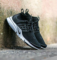"Nike Air Presto Ultra Flyknit ""Black""​"