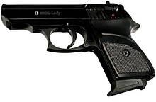 Пістолет стартовий Ekol LADY 7 патронів +1 чорний