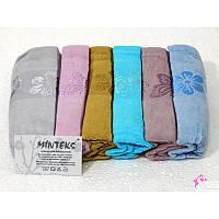 Салфетки махровые(хлопок)Mintexi30/50 см/ 6 штук
