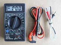 Мультитестер цифровой (мультиметр) DT-838 Мультиметр