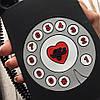 Силиконовый чехол в виде телефона для iPhone 7, фото 3