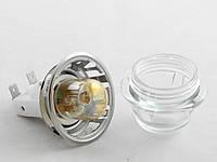 Патрон в сборе с лампочкой для духовки 25W Indesit (C00078426)