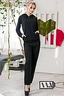 Женский спортивный костюм с капюшоном / двунитка / Украина, фото 1