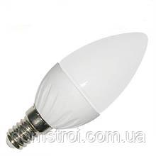 Лампа BIOM BT-550 4 W E14 4500 K  свеча белый