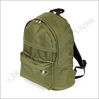 Городской рюкзак 25 литров олива для военных, армии, учёбы нейлон