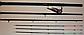 Фидерное удилище Globe Samurai feeder 4.20m 120g , фото 2