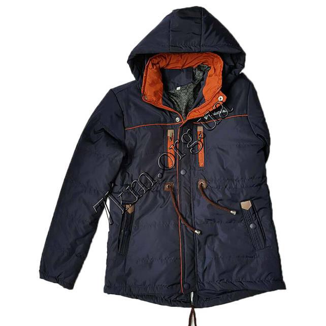 Куртка подростковая для мальчиков 12-17 лет